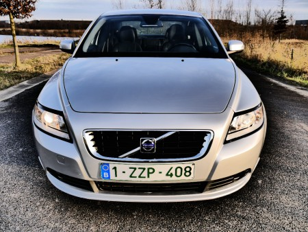 VERKOCHT / SOLD / VENDU  VOLVO S40 1.6d (drive) 129g co2 BJ 2008  115000KM